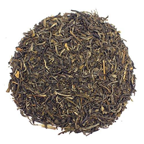 The Tea Farm - Jasmine Mao Feng White Tea - Chinese Loose Leaf White Tea (8 Ounce Bag)