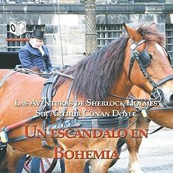 Un Escandalo en Bohemia [A Scandal in Bohemia]