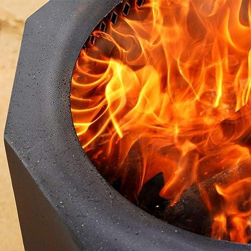 Patented Smokeless Fire Bowl Pit