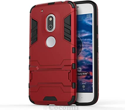 Cocomii Iron Man Armor Motorola Moto G4 Play Funda Nuevo [Robusto ...