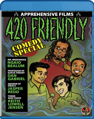 420 Friendly Comedy Special [Blu-ray]