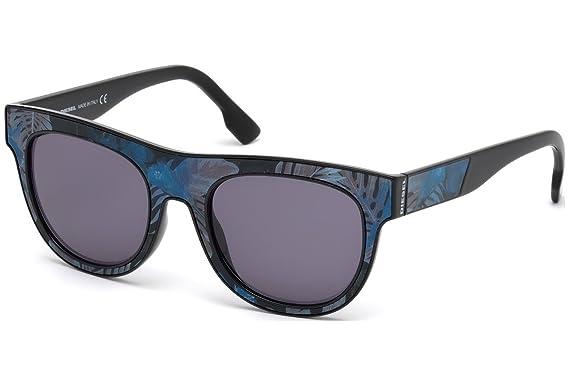Gafas de sol Diesel DL0160 C52 92V (blue/other / blue ...