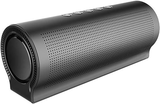 Solustre Altavoz Inalámbrico Altavoz Bluetooth Conectar Caja de Sonido Sonido para Reproducir Música Entretenimiento Diario: Amazon.es: Electrónica