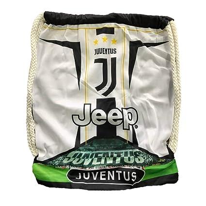 Juventus football clubs swerve bag soccer jpg 425x425 Juventus drawstring 64d0d739d103a