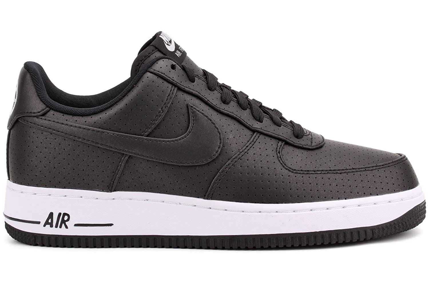 durable modeling Nike Air Force 1 '07 LV8 Men's Shoes Black