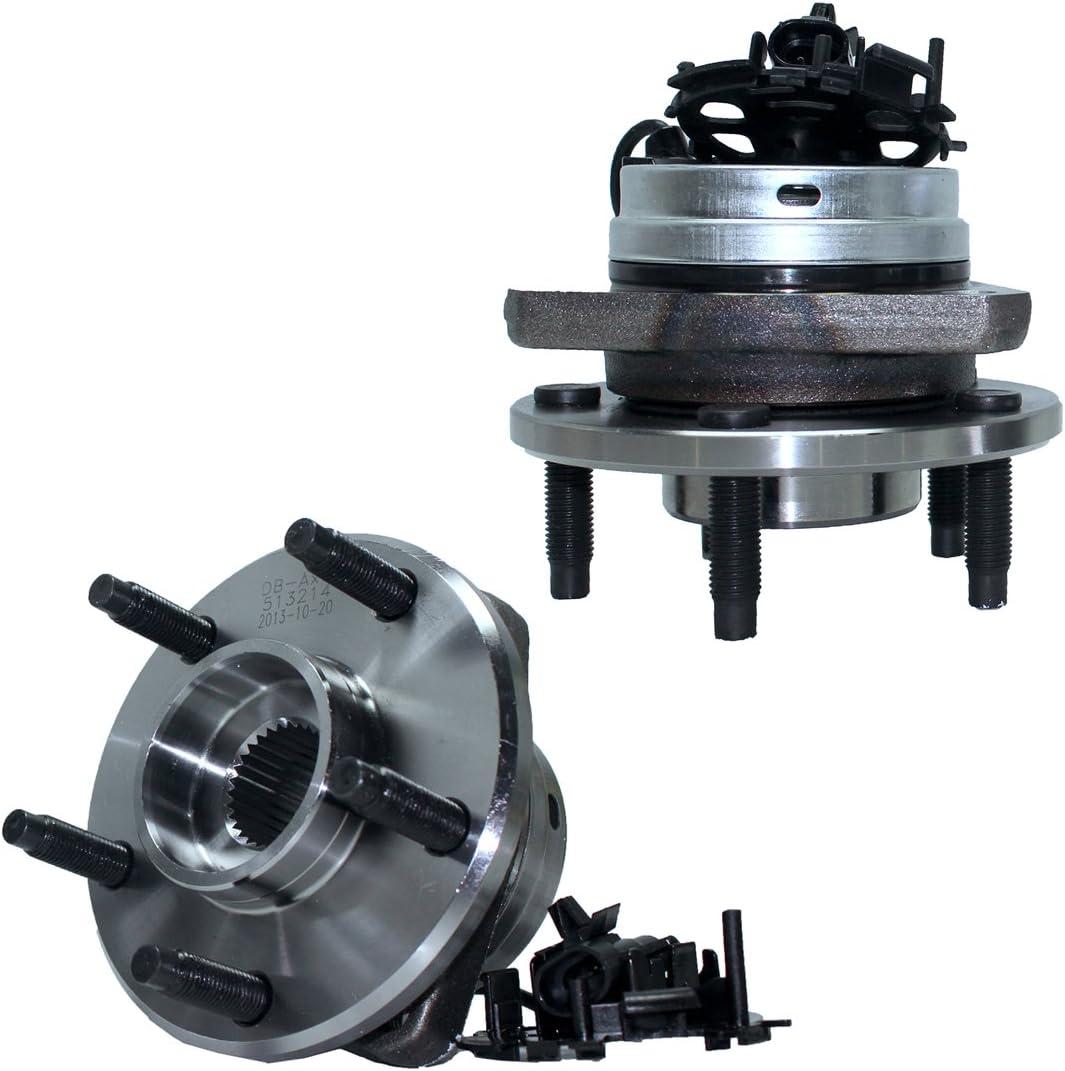 ACDelco 512310 Advantage Wheel Bearing and Hub Assembly