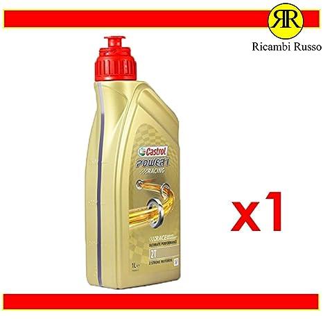 Ricambi Russo Aceite de Motor Castrol - Pinza Abatible litros 1 ...