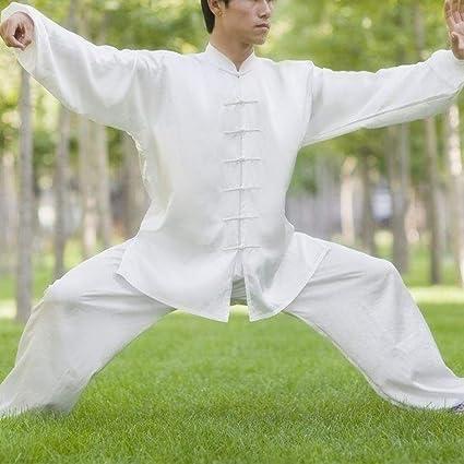 Chinese Tai Chi Clothes Martial Arts Suit Taiji Outfit Wushu Uniform Qigong Garment For Women Men Girl Kids Boy Adults Unisex 100% Original Home