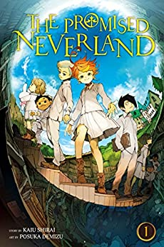 The Promised Neverland, Vol. 1: Grace Field House by [Shirai, Kaiu]