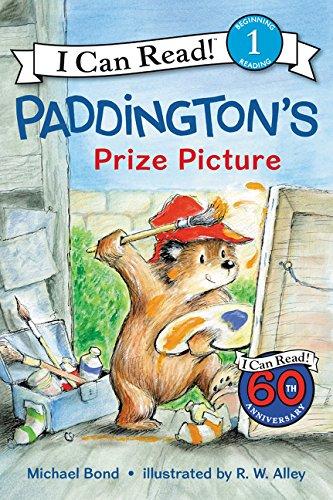 Read Online Paddington's Prize Picture (I Can Read Level 1) pdf