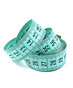 Measuring Ruler Sewing Tailor Tape Measure Soft Flat 150 cm/60 Body
