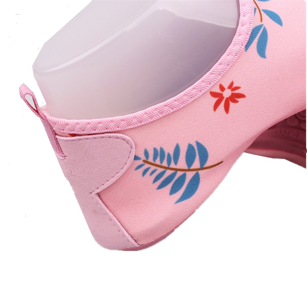 Kid Water Shoes Quick Dry Swim Shoes for Girl Boy Barefoot Aqua Shoes Socks for Beach Pool Surfing Swimming