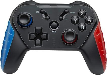 Olimoxi Wireless Switch Pro Controller for Nintendo: Amazon.co.uk: Electronics