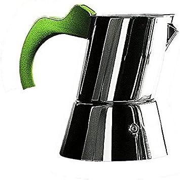 Mepra 1 3 Cup Coffee Maker Acid Green Kitchen