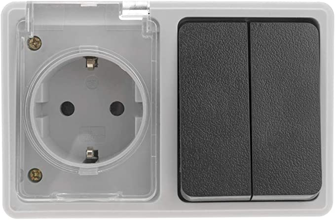 19306092 Interruptor superficie estanco 1200252