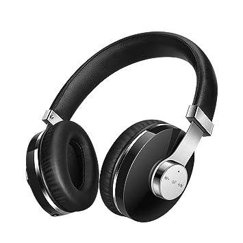 LJXAN Head-Worn Auriculares Bluetooth Auriculares inalámbricos Auriculares estéreo Binaural Deportes Auriculares MP3 Auriculares para