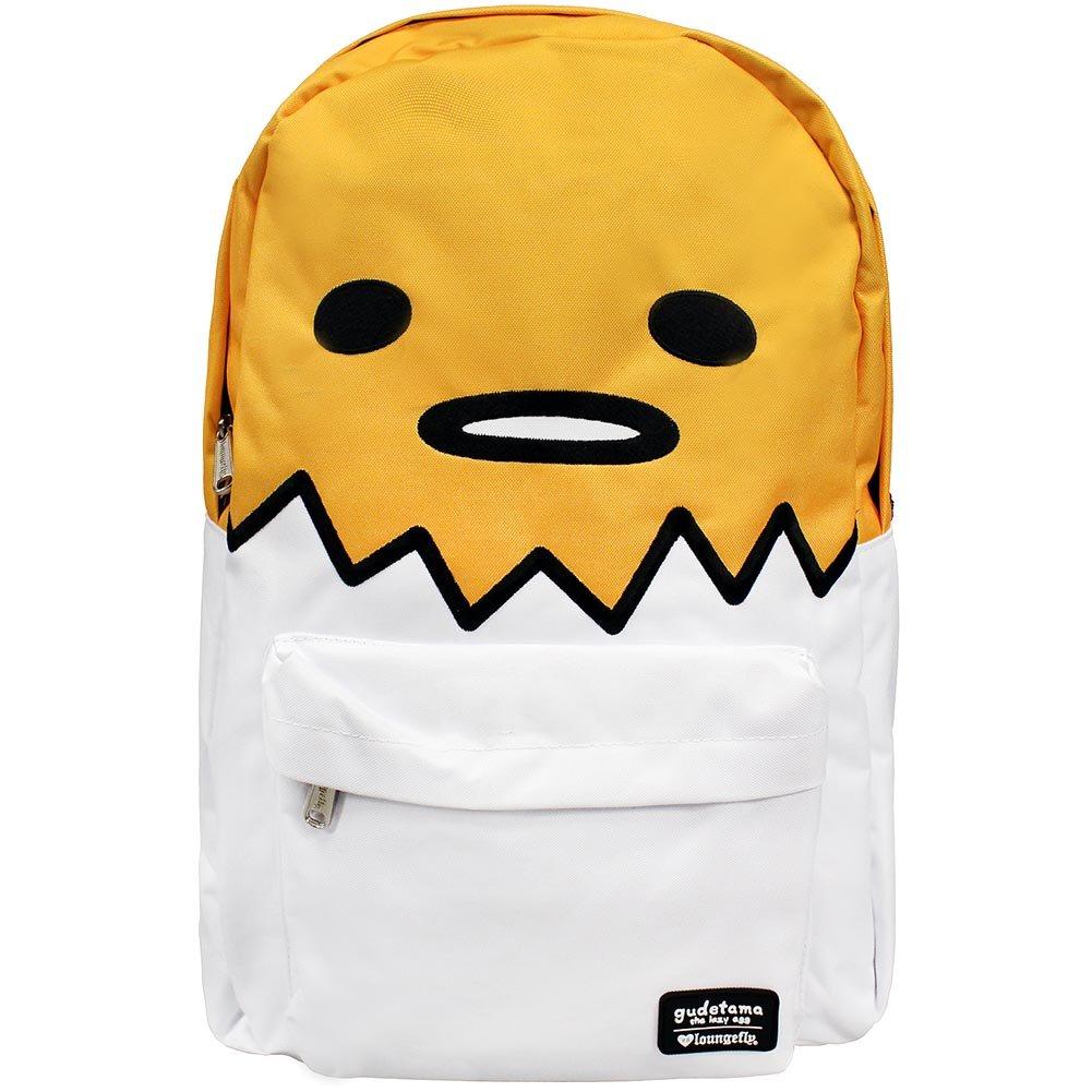 Loungefly x Gudetama Big Face Backpack