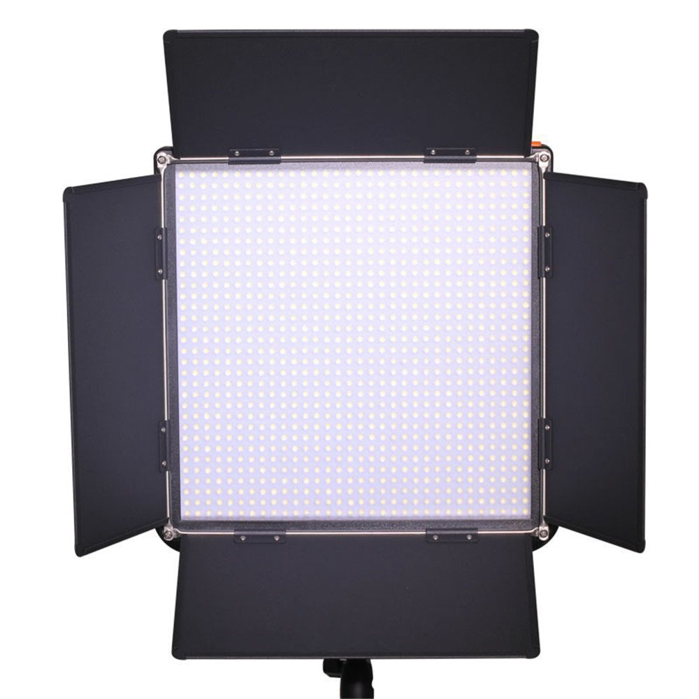 LS 1024AS  ledスタジオライト カメラ/ビデオライト 写真パネル スタジオパネル 色温度3200k-5600k 補助光 定常光 Bi-color   B01N5QW0UH