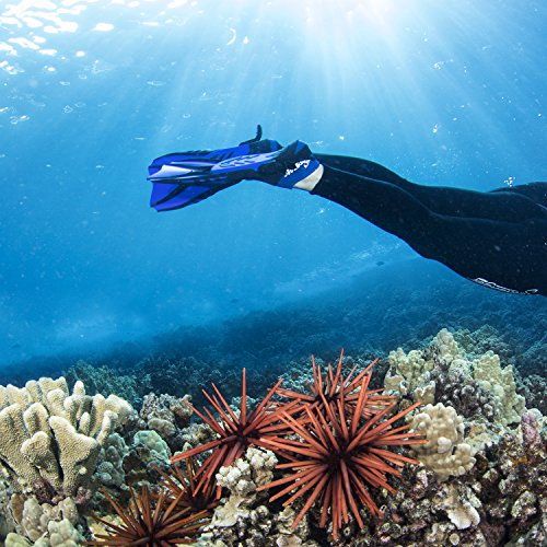 Seavenger 3mm Neoprene Socks for Scuba Diving, Snorkeling, Swimming & All Water...