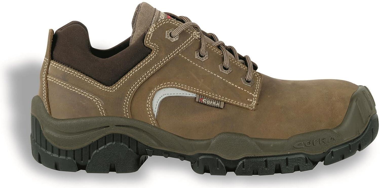 Zapatos de seguridad s3 src-grenoble en el trabajo Cofra 31100-000 zapatos de trabajo tama/ño de la construcci/ón 36,