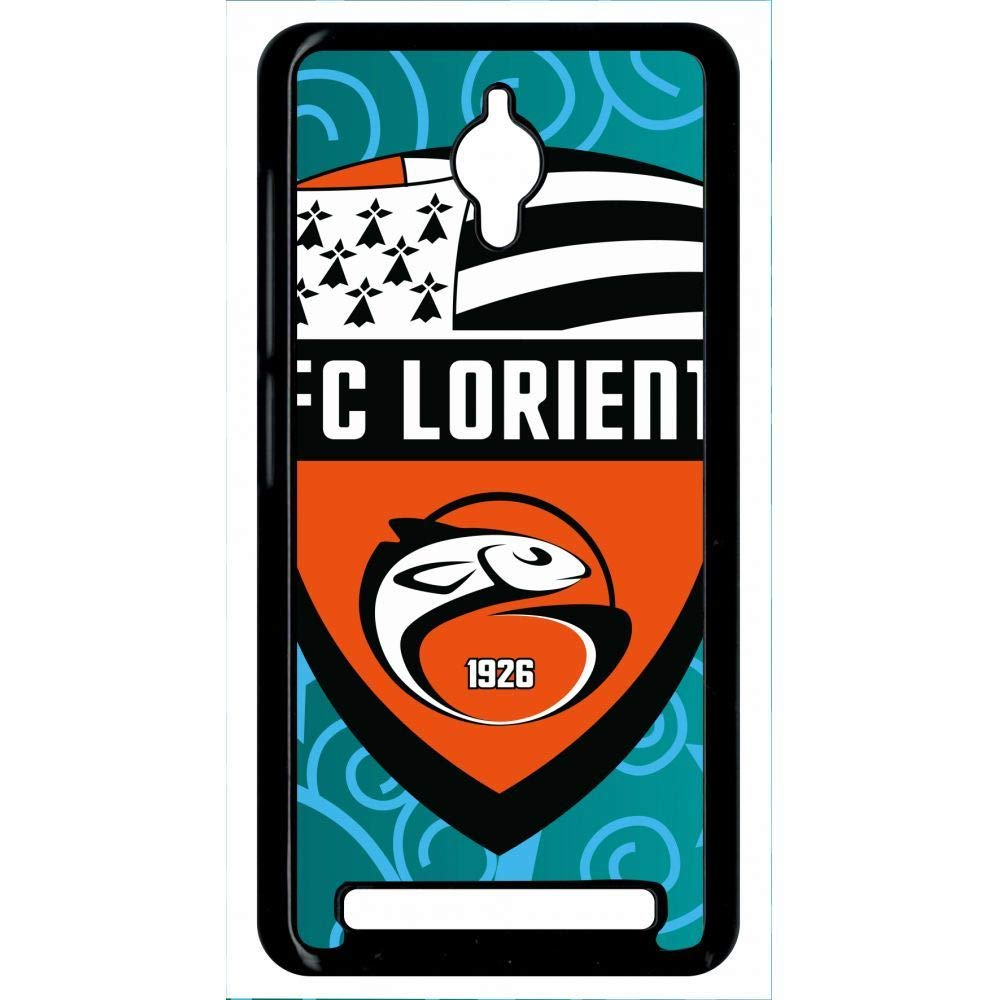 Carcasa Asus Zenfone Go escudo Club FC Lorient: Amazon.es ...