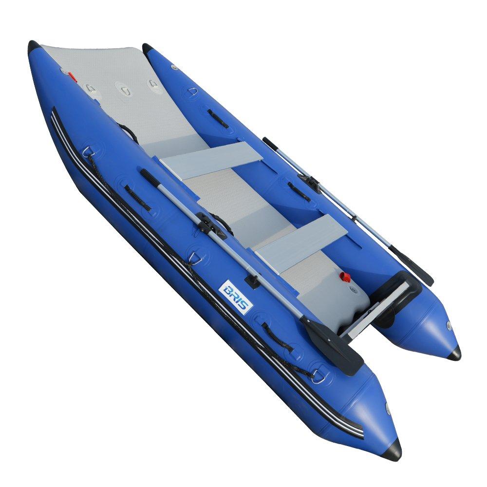 11 ft inflable catamarán barco hinchable inflable Balsa Mini ...