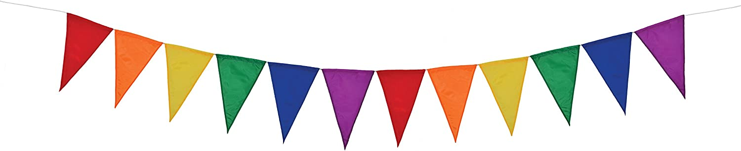 In the Breeze Welcome Festive Pennant String