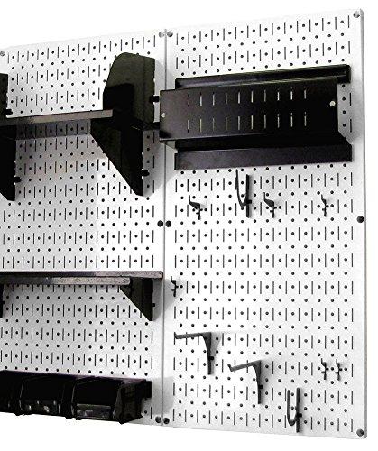 Wall Control 30-WRK-800WB Master Workbench Metal Pegboard Tool Organizer by Wall Control (Image #3)