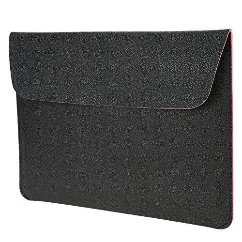 KKmoon-Portable-Slim-PU-Leather-Envelope-Carrying-Notebook-Sleeve-Bag-Case-Cover-for-MacBookMacBook-AirPro-Laptop-PC-Ultrabook-Tablet