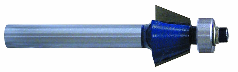 Century Drill /& Tool 40445 Bevel Laminate Trim TCT Carbide Router Bit 22 Degree