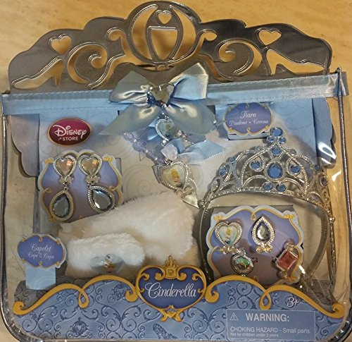 Disney Cinderella Costume Accessory Set