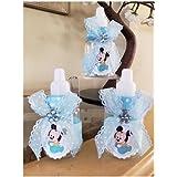 Amazon.com: Juego de 12 pines de ducha para bebé, diseño de ...