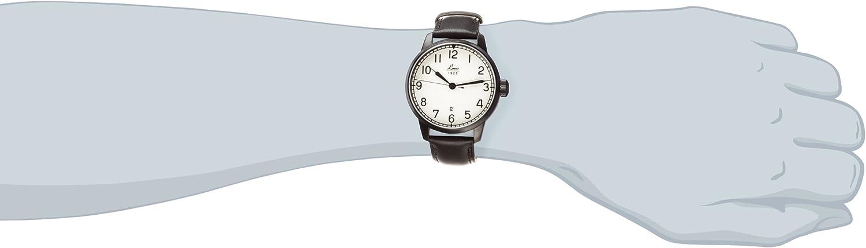 Laco Casablanca Mens Analog Automatic Watch with Leather Bracelet 861776 610Tev2BdvyLUL1390_