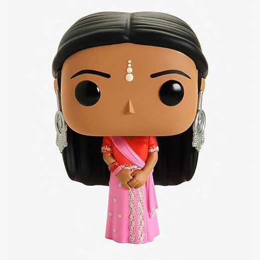 Funko - Pop! Harry Potter: Parvati Patil (Yule) Figura De Vinil , Multicolor (42846)