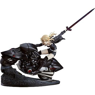 Good Smile Fate/Grand Order: Saber/Altria Pendragon (Alter) & Cuirassier Noir Bike 1: 8 Scale PVC Figure: Toys & Games