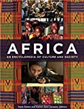 Africa [3 volumes]: An Encyclopedia of Culture and Society