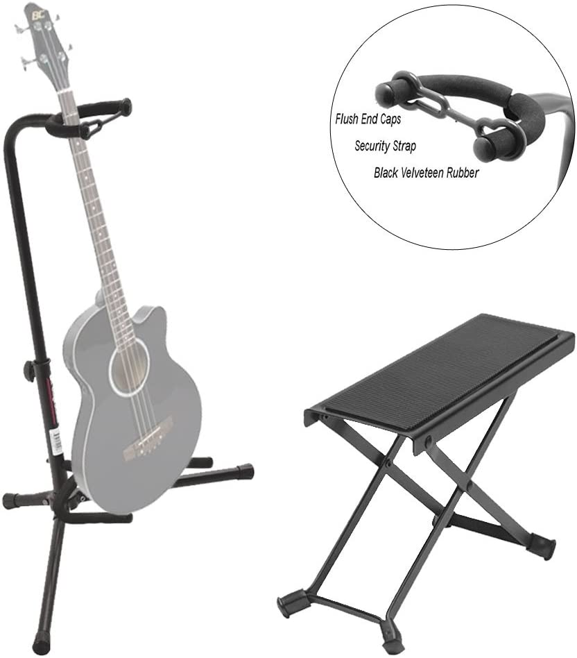 3 Pack On Stage Stands XCG-4 Classic Guitar Stand