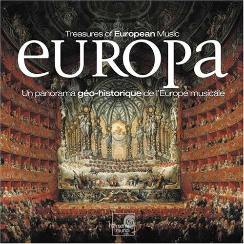 Price comparison product image Europa: Treasures of European Music (6 CD Set)