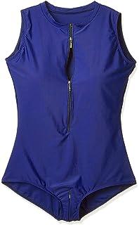 de27904110a Amazon.com: HOT Japanese Sukumizu School Swimsuit Skirt Crotch ...