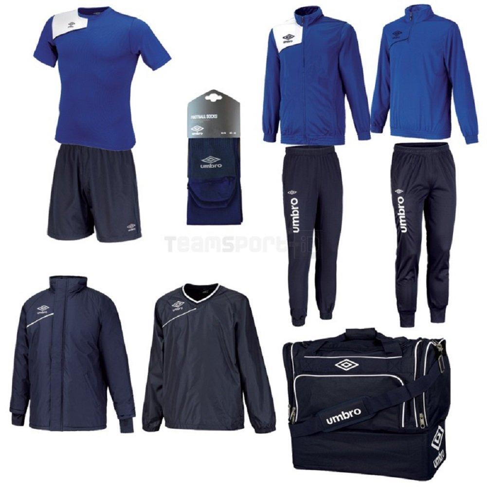 Kit 699 Umbro - Kit Multifunción - abbigliamento Sportivo, azul ...