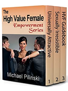 The High Value Female Empowerment Series: Boxed Set