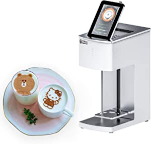 WiibooxSweetin Food-grade Coffee Latte Art Printer Digital Inkjet WIFI Photo Selfie Printing Machine Cake Desserts DIY Decoration Maker
