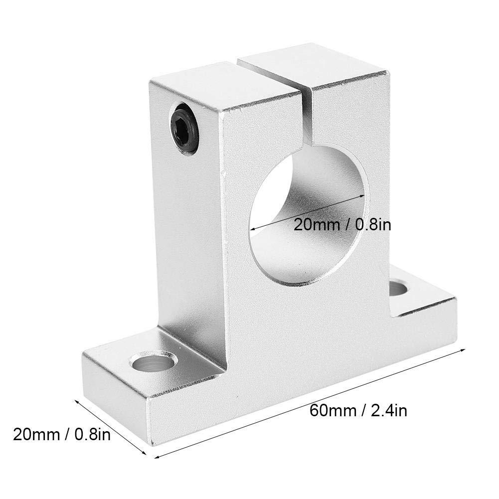 450-5320C Pack of 40 Knobs /& Dials CLR//BLACK D SHAFT 27.0mm x 16.0mm,