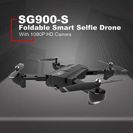 fghdfdhfdgjhh SG900-S 2.4G RC Drone Autorretrato Plegable GPS ...