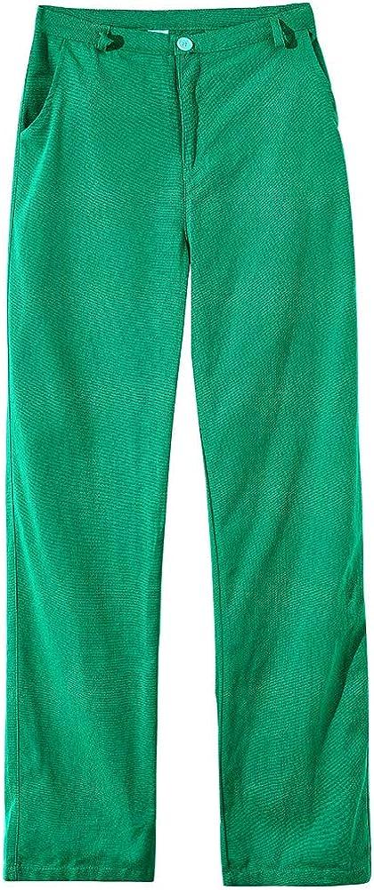 Pantalones Adolescente Hombre Pantalones de Cordura Hombre ...