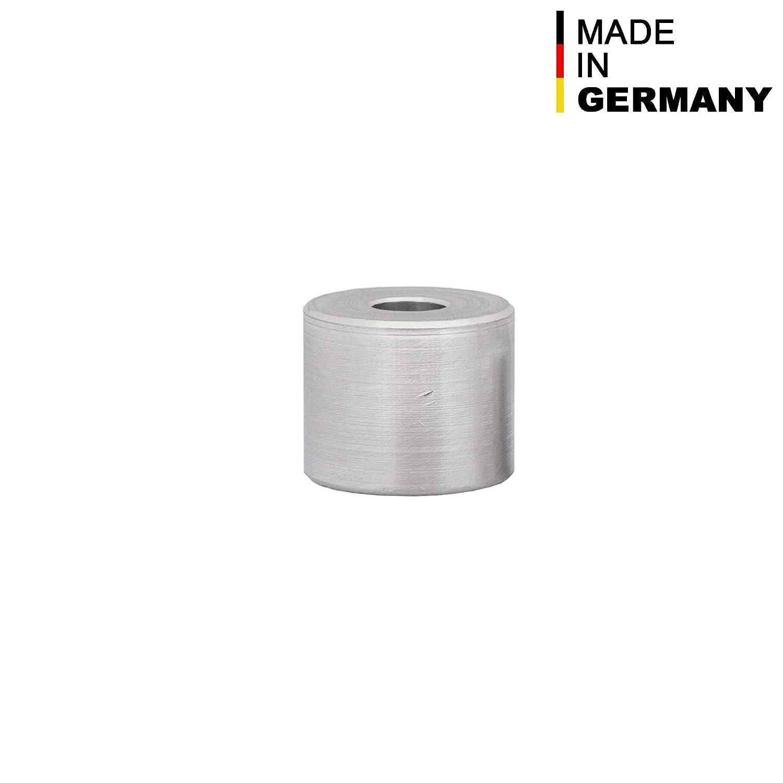 4 unidades Casquillos distanciadores de aluminio M8 /Ø interior 8,5 mm casquillos distanciadores hembra distanciadores de casquillos /Ø exterior 24 mm FASTON