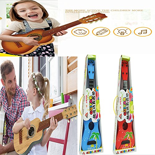 Buy kylin express kid's fancy dynamic music guitar toy