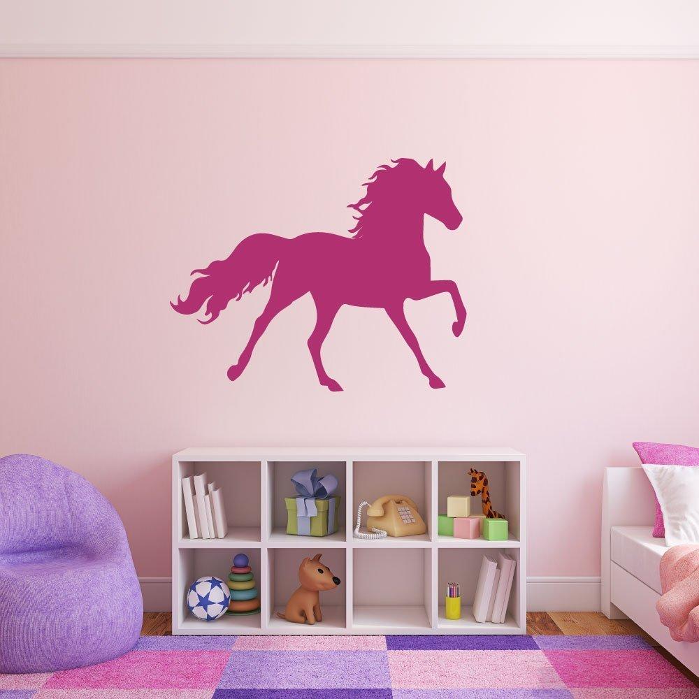 Vinilo Decorativo Pared [1MYC63O4] caballo