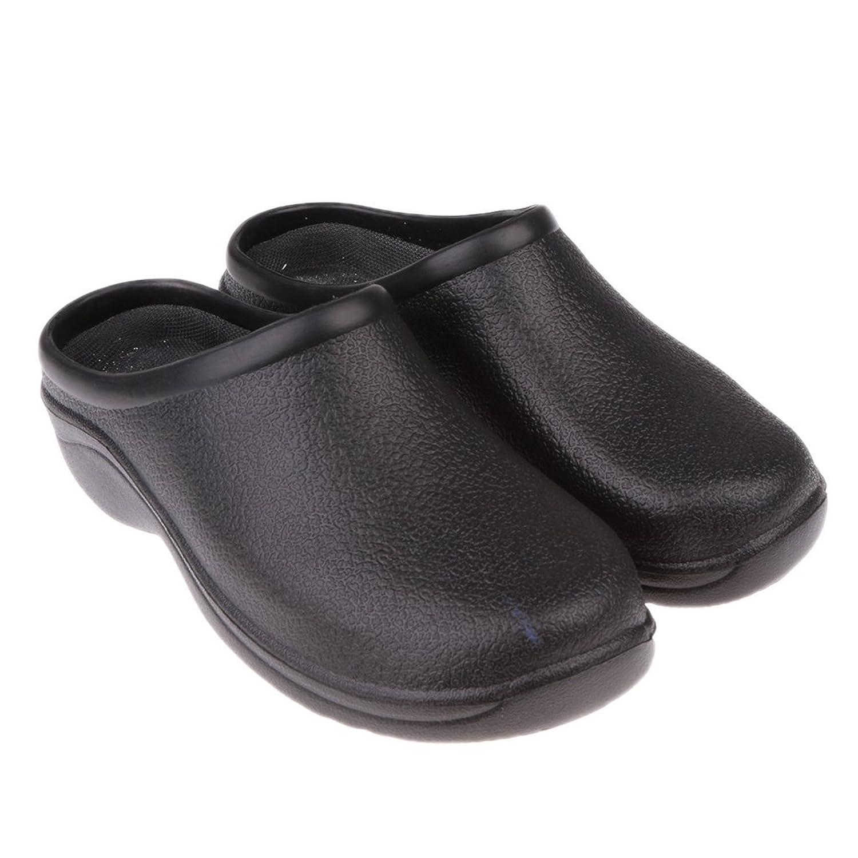 Sharplace Lightweight Men Women Chef Cook Medical Nurse Shoes Orthopedic  Clogs Black: Amazon.co.uk: Shoes & Bags