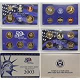 2003 S US Mint Proof Set OGP